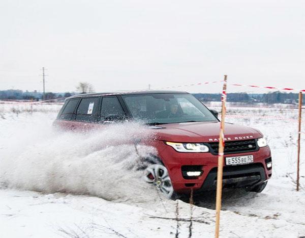 21 февраля, Джип-кросс, джип-спринт Кабаньи бега - зима 2016 1