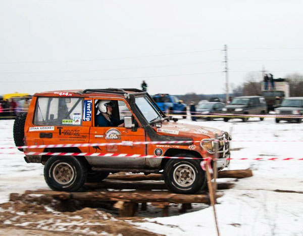 21 февраля, Джип-кросс, джип-спринт Кабаньи бега - зима 2016 3