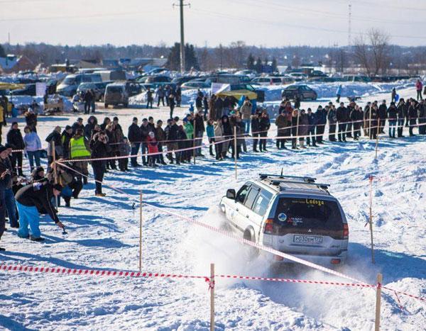 21 февраля, Джип-кросс, джип-спринт Кабаньи бега - зима 2016 6