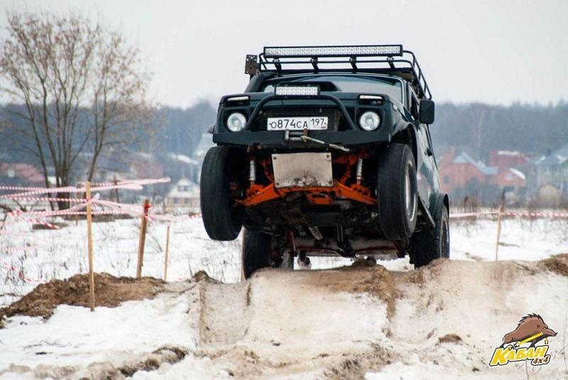25 февраля, Кабаньи бега-зима 2017, 4 этап Кубка Главы ПМР МО 13