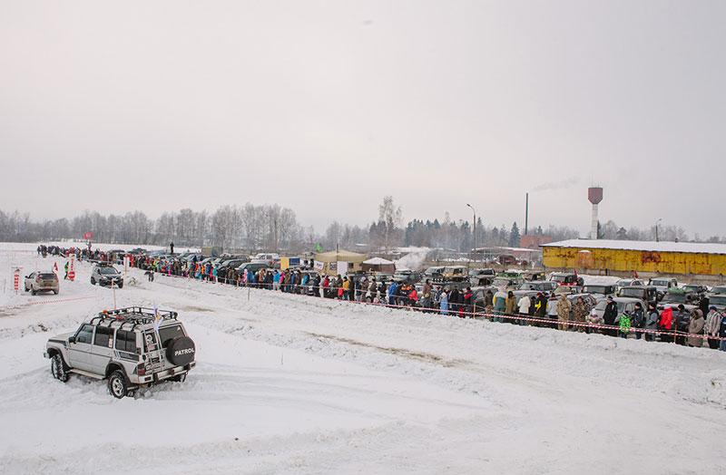 25 февраля, Кабаньи бега-зима 2017, 4 этап Кубка Главы ПМР МО Kaban-bega-1