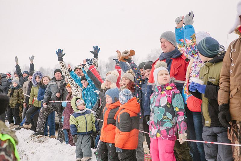 25 февраля, Кабаньи бега-зима 2017, 4 этап Кубка Главы ПМР МО Kaban-bega-2