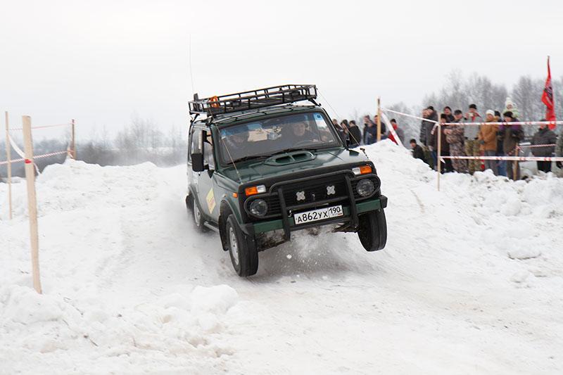 25 февраля, Кабаньи бега-зима 2017, 4 этап Кубка Главы ПМР МО Kaban-bega-3
